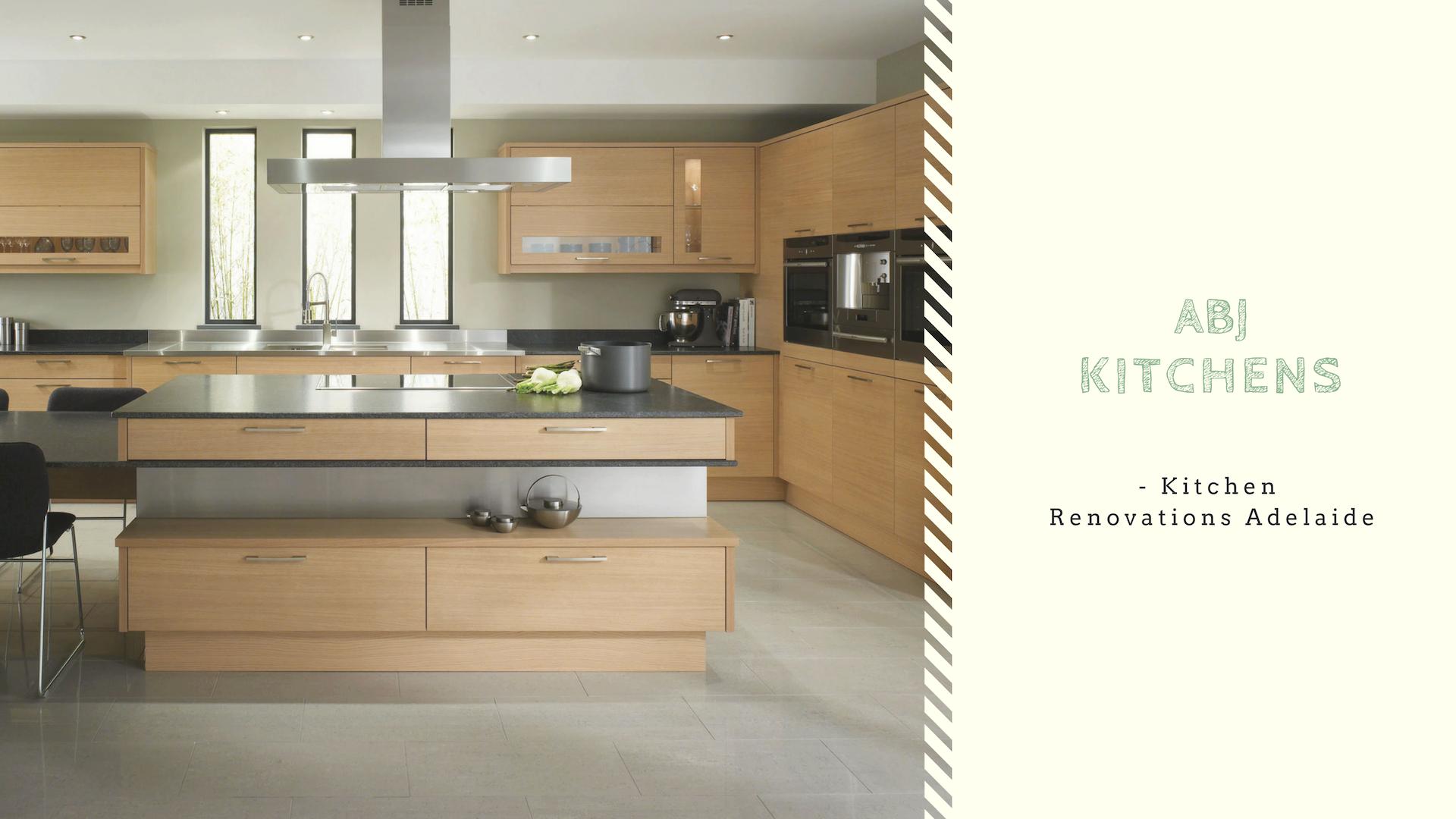 Kitchen Renovations Adelaide